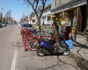 Street Parking Burlington