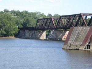 Livingston Ave. Rail Road Bridge