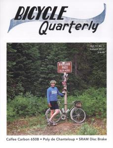 Bicycle Quarterly - Autum 2013 10-14-13 001