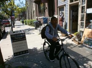 Need a bike lane?