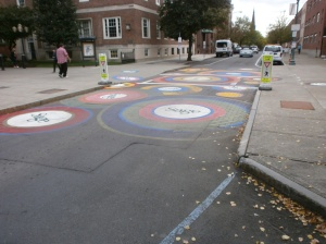 Sage College Crosswalk