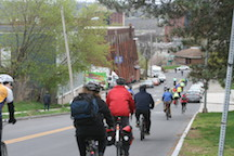Warren St. downhill to Pearl