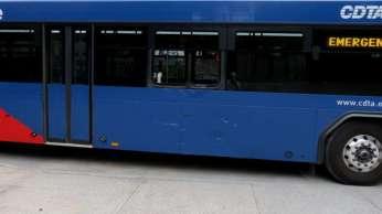 CDTA Bus 7-17