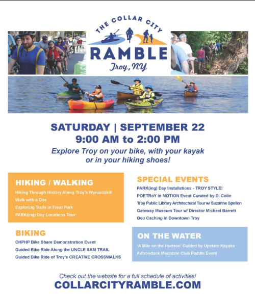 Ramble Poster 2018