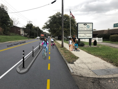 SEBC - Two Way Cycle Track 9-13-19