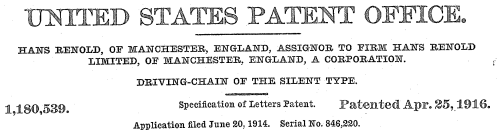 Patent Header